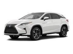 2018 LEXUS RX 450hL RX 450hL Luxury AWD