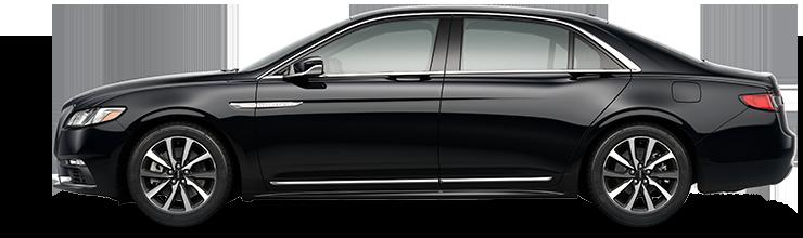 2018 Lincoln Continental Sedan Premiere