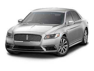 New 2018 Lincoln Continental Premiere Sedan J5615170 in East Hartford, CT