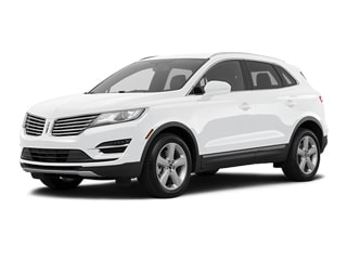 2018 Lincoln MKC SUV White Platinum Metallic Tri