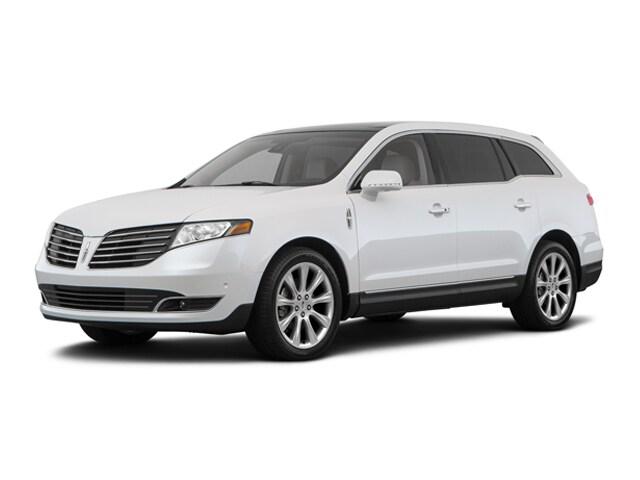 2018 Lincoln MKT Premiere SUV