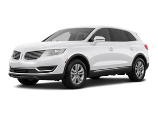 2018 Lincoln MKX SUV White Platinum Metallic Tri