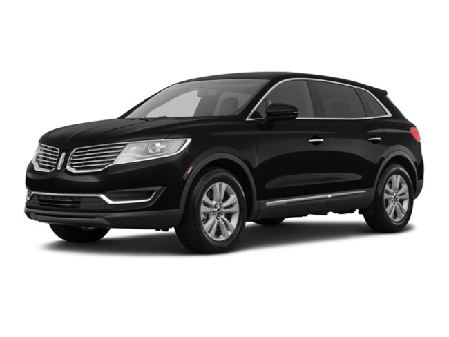 New 2018 Lincoln MKX Premiere Crossover Near Detroit