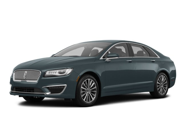 New 2018 Lincoln MKZ Hybrid Premiere Car in Novi, MI