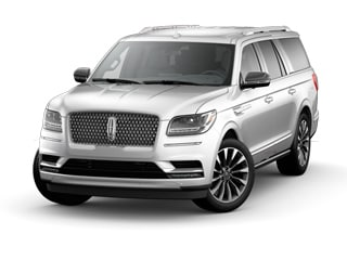 2018 Lincoln Navigator L SUV White Platinum Metallic Tri
