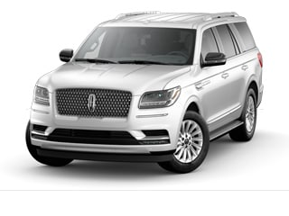 2018 Lincoln Navigator SUV White Platinum Metallic Tri