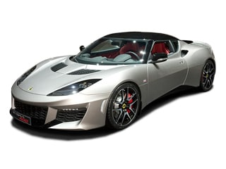 2018 Lotus Evora 400 Coupe