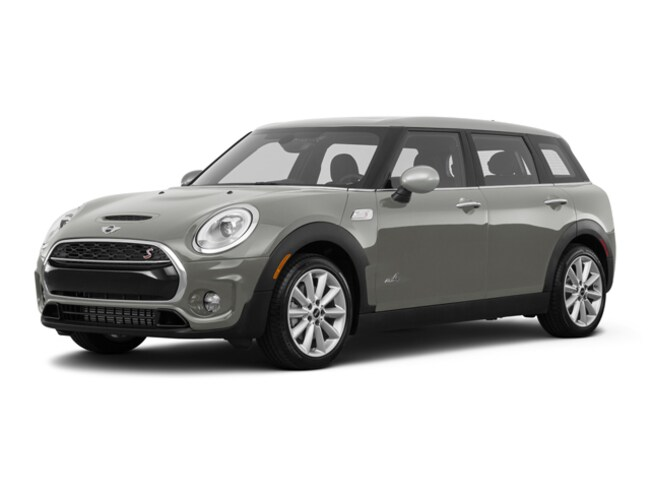 Used 2018 Mini Clubman Wagon Cooper S Melting Silver For Sale In