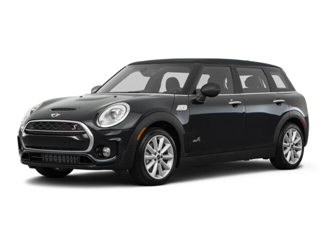 2018 MINI Clubman Cooper S Station Wagon