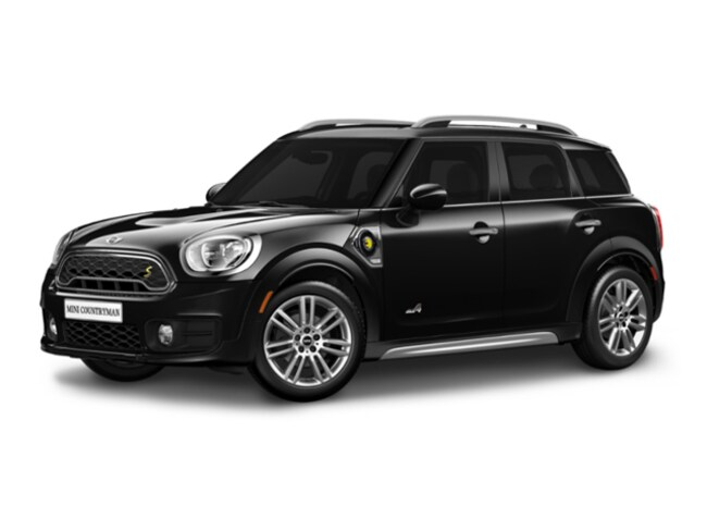 2018 MINI Countryman Cooper S E SUV