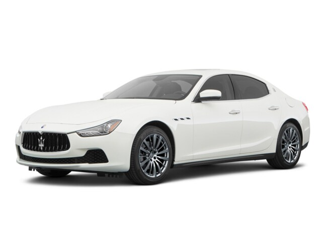 Used 2018 Maserati Ghibli Sedan for Sale in Houston, TX at Helfman Dodge Chrysler Jeep Ram