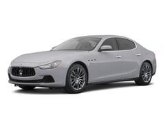 2018 Maserati Ghibli MY 18 Sedan