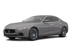 New 2018 Maserati Ghibli Base Sedan S3670 for Sale in Marietta at Jim Ellis Maserati