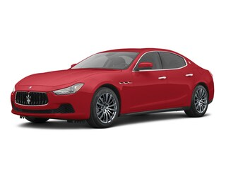 New 2018 Maserati Ghibli Sedan in Marin, CA