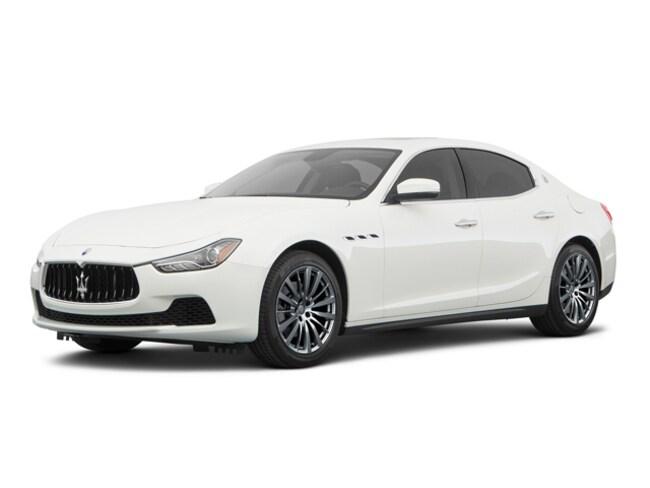 2018 MASERATI GHIBLI Sedan for sale in Great Neck, NY at Gold Coast Maserati
