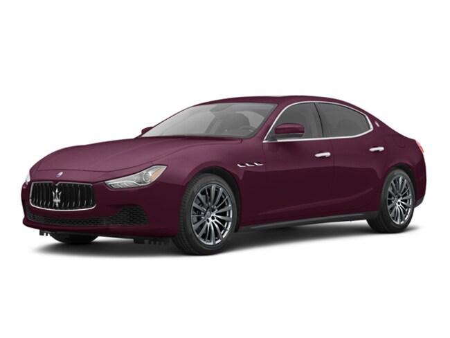 2018 MASERATI GHIBLI S Q4 GRANLUSSO Sedan for sale in Great Neck, NY at Gold Coast Maserati