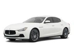 2018 Maserati Ghibli S Q4 Sedan