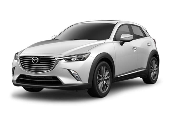 New 2018 Mazda Mazda CX-3 GT FWD SUV In Orange County