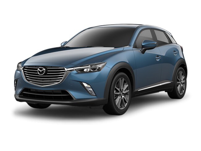 New 2018 Mazda Mazda CX-3 Grand Touring SUV for sale in the Brunswick, OH