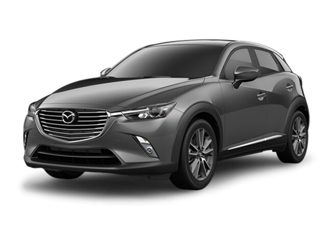 New 2018 Mazda Mazda CX-3 GT FWD SUV In Orange County