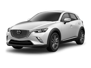 New 2018 Mazda Mazda CX-3 Grand Touring SUV 18229 in Reading, PA
