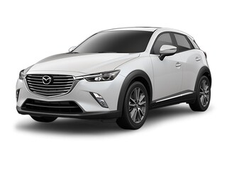 2018 Mazda CX-3 Grand Touring SUV JM1DKFD75J0323998 for sale near Worcester, MA at Sentry Mazda