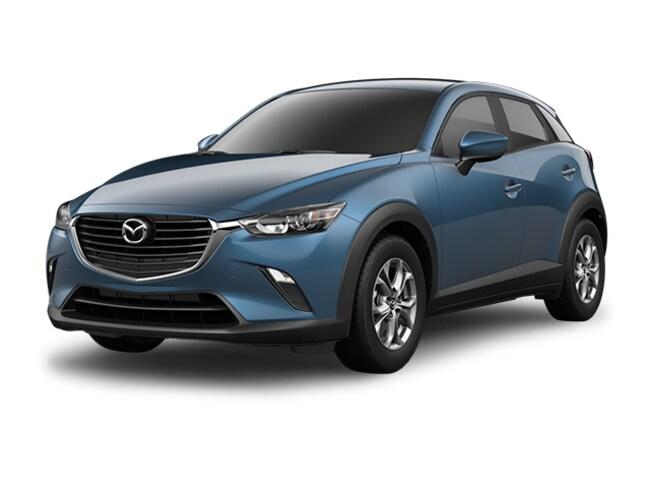 New Mazda 2018 Mazda Mazda CX-3 Sport SUV Toledo OH