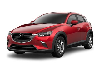 2018 Mazda CX-3 Sport SUV JM1DKFB72J0320995 for sale near Worcester, MA at Sentry Mazda
