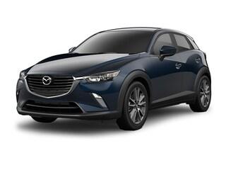 Used Cars  2018 Mazda Mazda CX-3 Touring SUV JM1DKFC73J0331020 for sale in Hyannis, MA at Premier Mazda