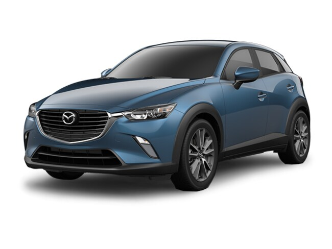 New 2018 Mazda CX-3 Touring SUV in Norwood serving greater Boston MA