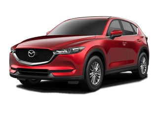 2018 Mazda Mazda CX-5 SUV Soul Red Crystal Metallic