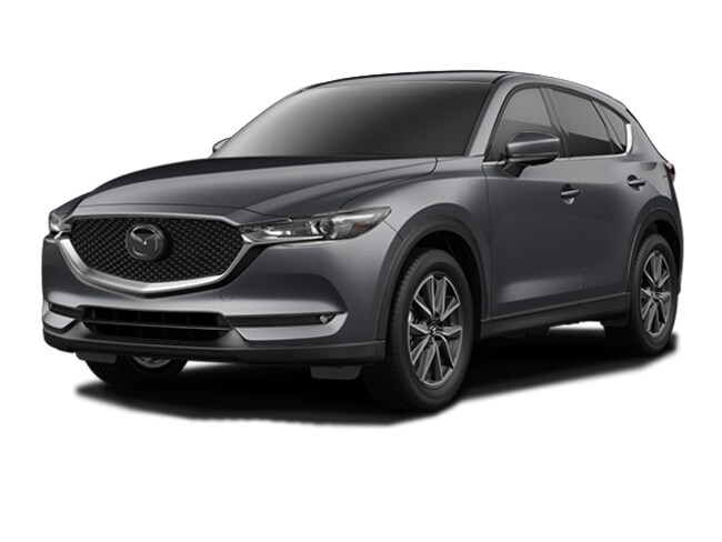 2018 Mazda Mazda CX-5 Grand Touring SUV for sale near Worcester, MA at Sentry Mazda