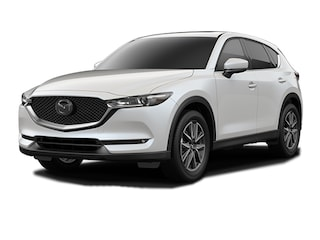 New 2018 Mazda Mazda CX-5 Grand Touring SUV in Burlington, VT