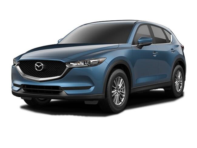 2018 Mazda Mazda CX-5 Sport SUV for sale near Worcester, MA at Sentry Mazda