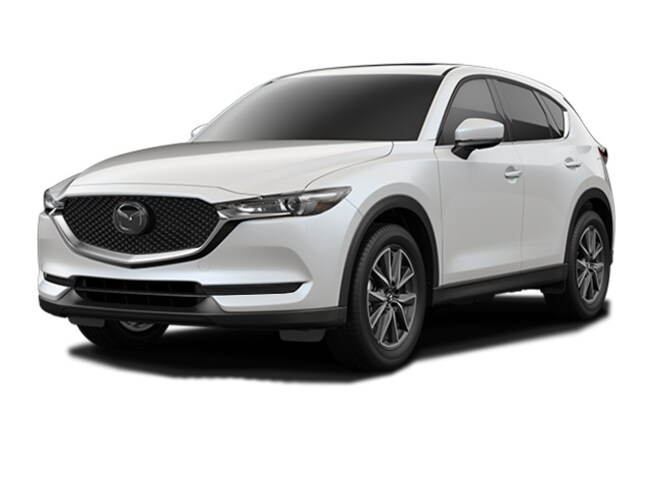 New 2018 Mazda Mazda CX-5 Tour FWD SUV In Orange County