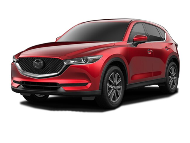 Certified Pre-Owned 2018 Mazda Mazda CX-5 Touring SUV for sale in Madison, WI