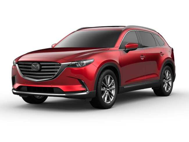 New 2018 Mazda Mazda CX-9 Grand Touring SUV in East Stroudsburg