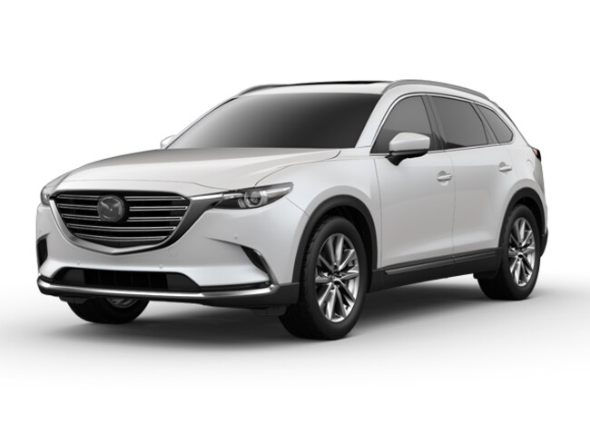 New 2018 Mazda Mazda CX-9 GT SUV In Orange County