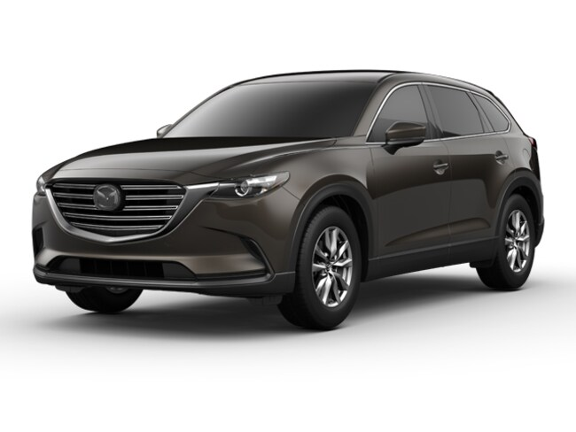 New 2018 Mazda CX-9 Touring SUV in Norwood serving greater Boston MA