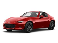 2018 Mazda Mazda MX-5 Miata RF Club Coupe