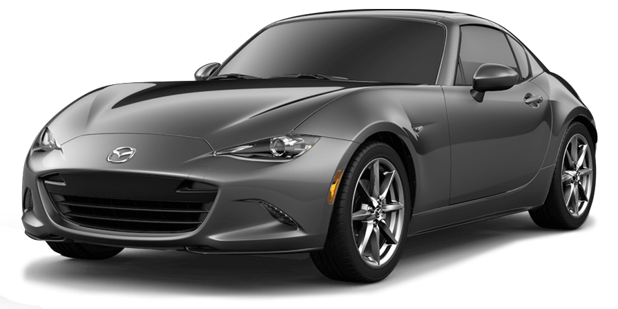 2018 Mazda Mazda MX-5 Miata RF Coupe Grand Touring