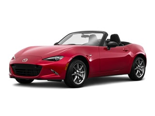 2018 Mazda Mazda MX-5 Miata Convertible Soul Red Crystal