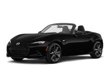 2018 Mazda Mazda MX-5 Miata Club Convertible