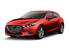 2018 Mazda Mazda3 Grand Touring Base Hatchback