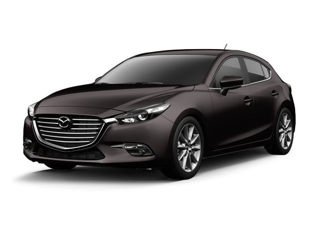 Featured new Mazda vehicles 2018 Mazda Mazda3 Grand Touring Hatchback for sale near you in Burlingame, CA