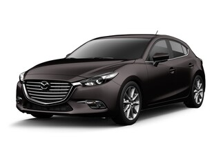 New Mazda vehicles 2018 Mazda Mazda3 Grand Touring Hatchback for sale near you in Ann Arbor, MI