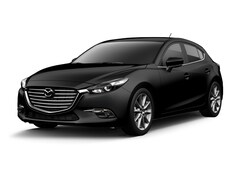 2018 Mazda Mazda3 Grand Touring Hatchback 3MZBN1M33JM222449 for sale in Shrewsbury, MA at Sentry West Mazda