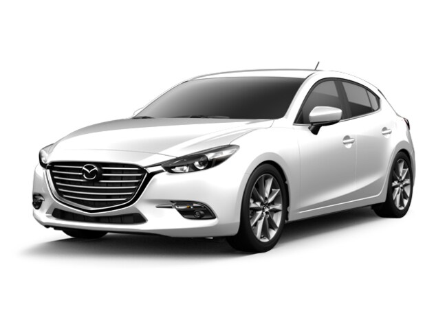 New 2018 Mazda Mazda3 Grand Touring Hatchback in Milford, CT