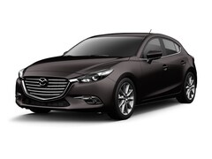 2018 Mazda Mazda3 Grand Touring Hatchback 3MZBN1M31JM194862 for sale in Shrewsbury, MA at Sentry Mazda