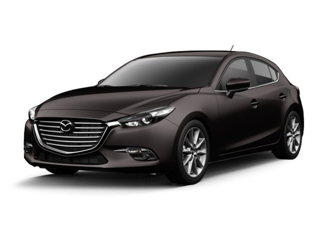 New 2018 Mazda Mazda3 G Touring Hatchback In Orange County